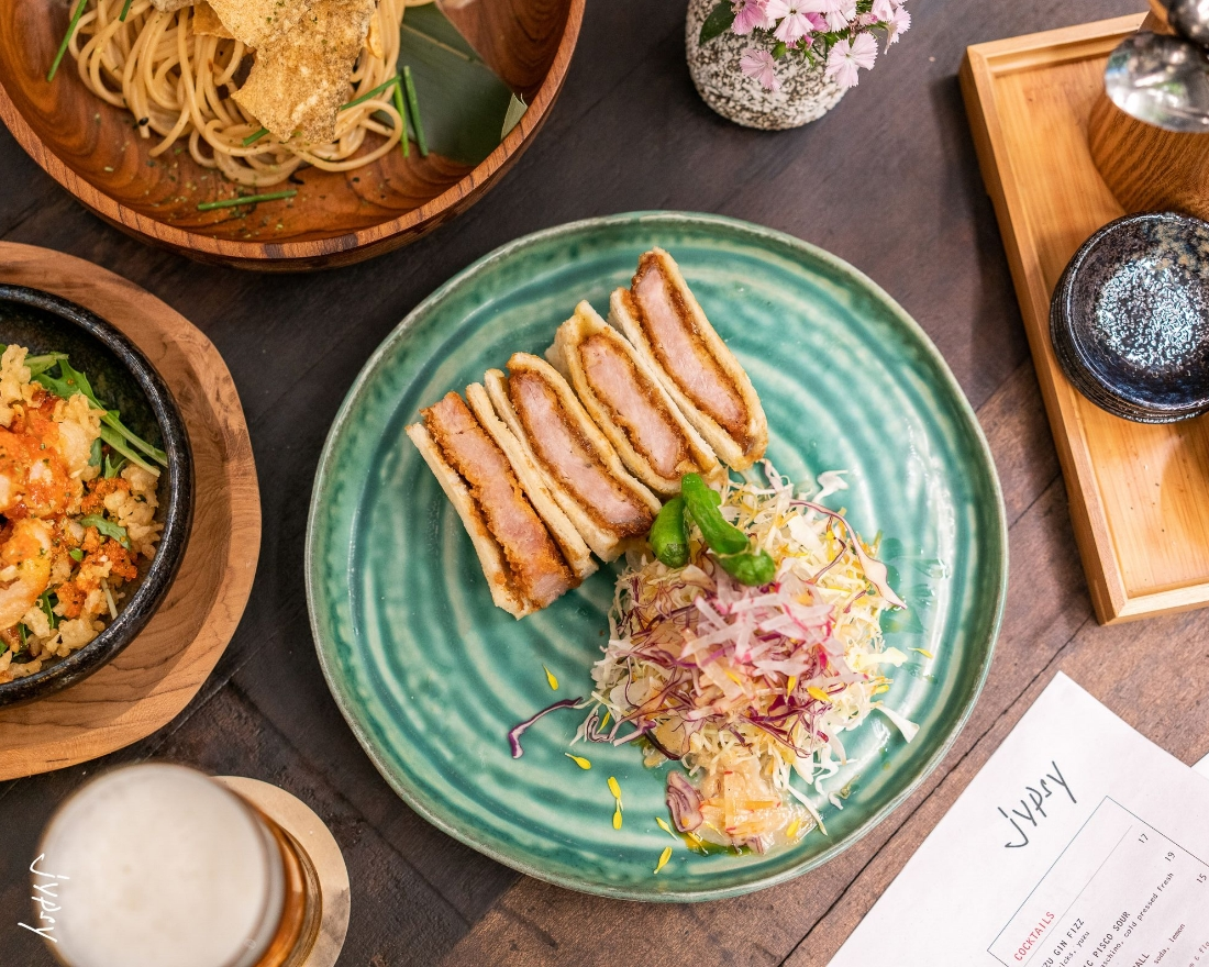 Restaurant Review: New Lunch Menu at JYPSY, Singapore Serves Hearty Bowls and Sandwiches