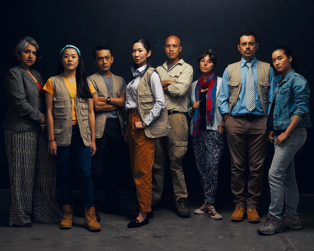 Theatre Review: Checkpoint Theatre's Displaced Persons' Welcome Dinner, SIFA 2019