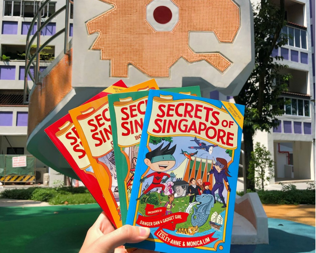 New Singaporean Books To Check Out In 2019: Children's Books, Fiction, and Uniquely Local Works