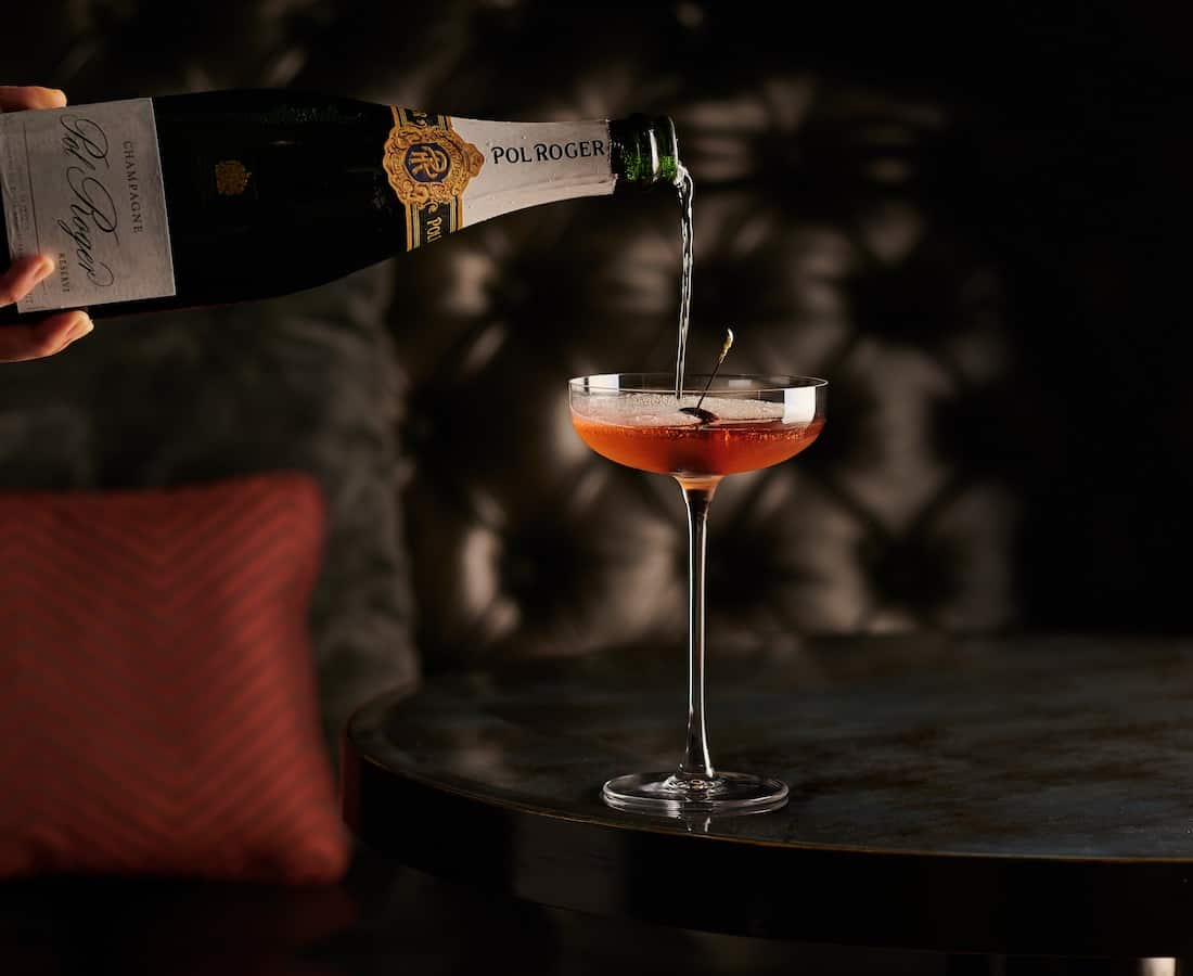 Bar Review: Manhattan at Regent Singapore Takes On New York's Iconic Personalities