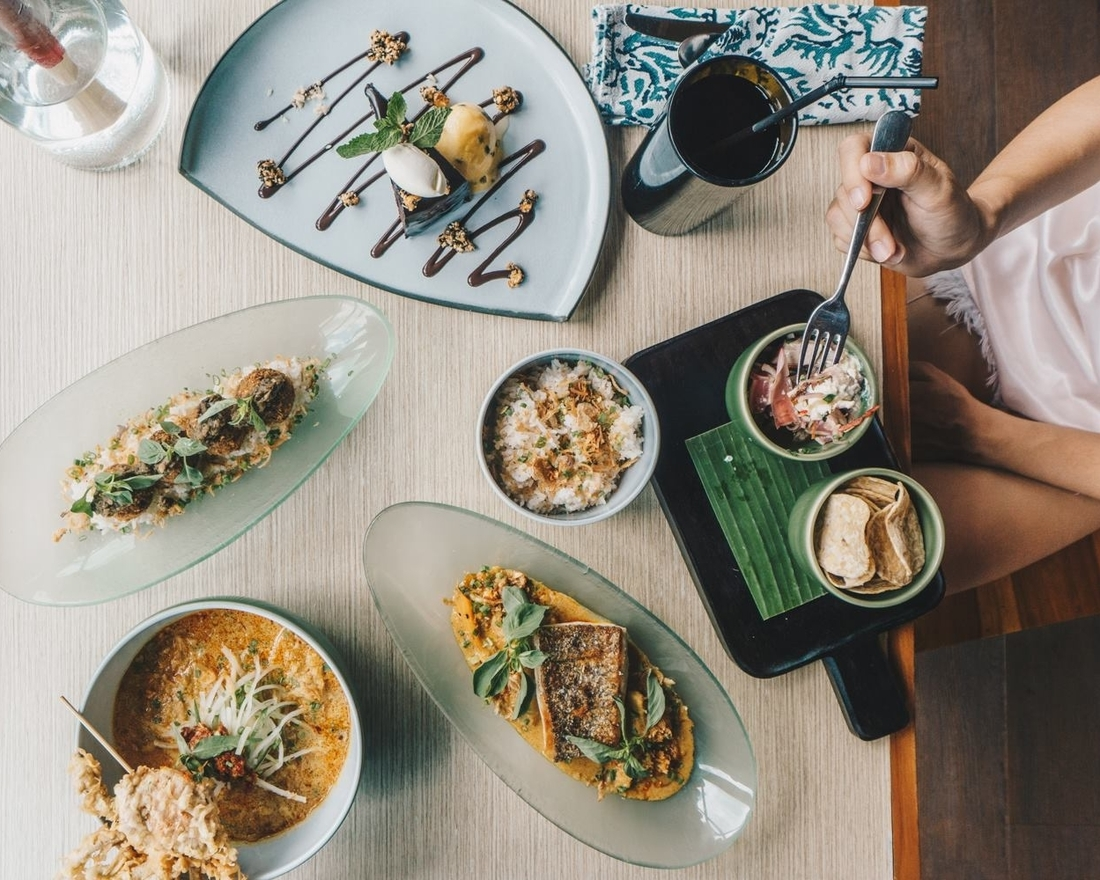 Best Restaurants In Ubud, Bali: Fusion, European, Indonesian, And More