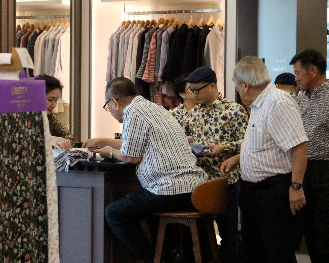 8 Veteran Tailors Supporting Singapore's Menswear Scene For Generations