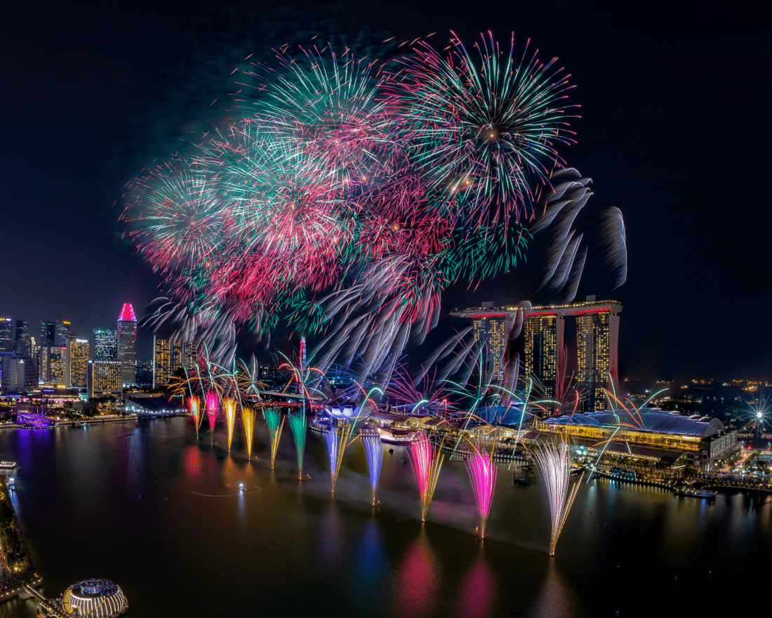 New Year's Eve 2019 in Singapore: Where To Go For Dinners, Drinks, and Parties