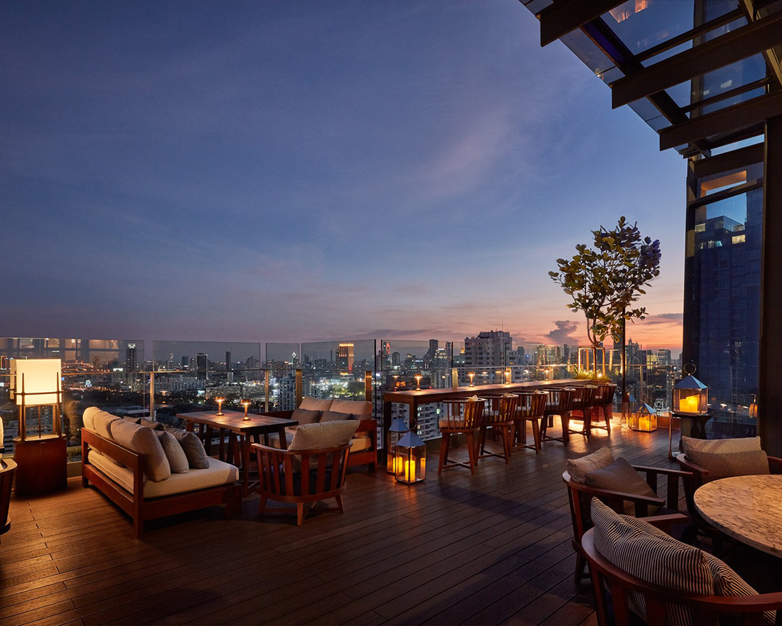 Bangkok's Best Rooftop Restaurants & Bars For Tipples And Nibbles With a View