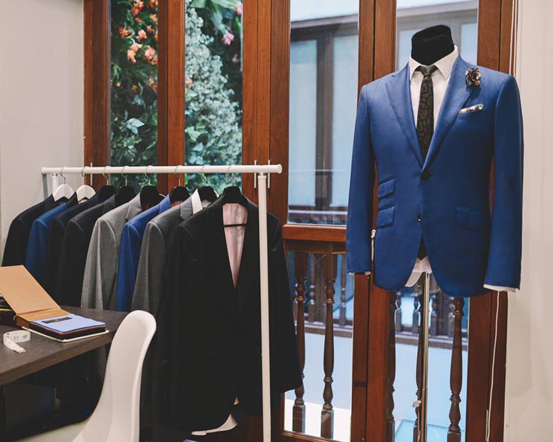 The Ultimate Guide to Men's Suits in Singapore: Where to Get A Ready-To-Wear, Made-to-Measure, or Bespoke Piece