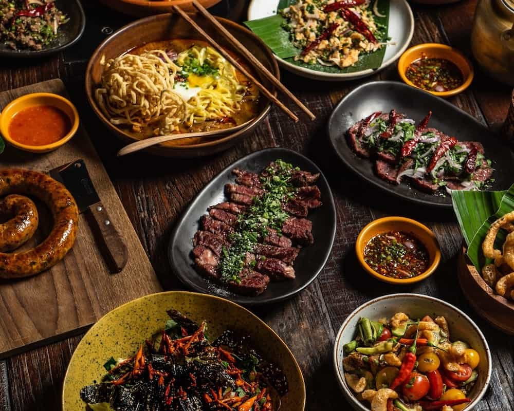A Guide to Restaurants We Love with Delivery Options in Bangkok