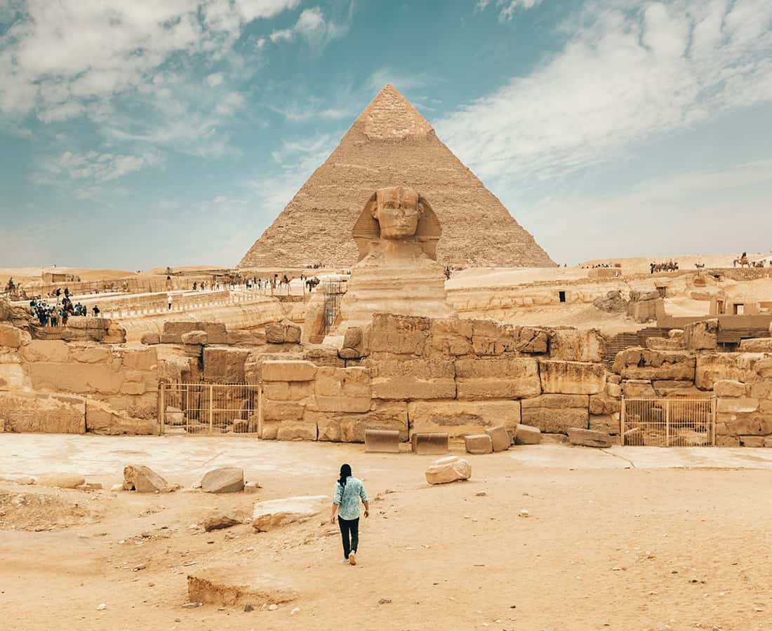 Wander From Home: Ancient Egypt Beckons with These Virtual Tours from Cairo and Aswan