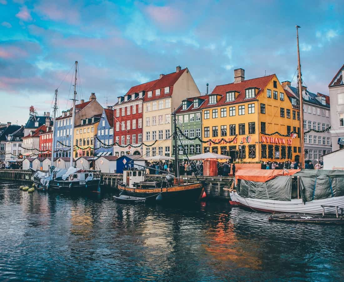 Wander From Home: Explore the Cobbled Streets and Beautiful Sights of Copenhagen