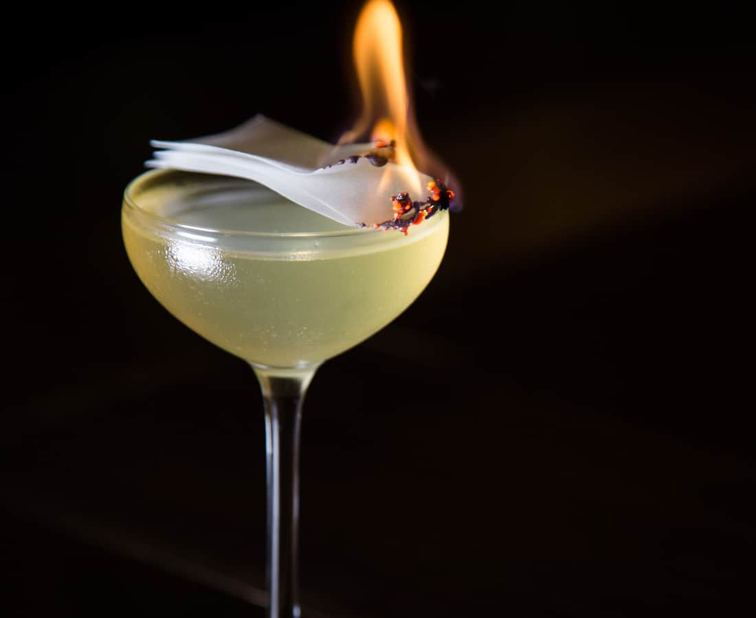 Bar Review: The Old Man Singapore's 'V2' Menu Gets Bolder With Seawater And Carrot Infusions