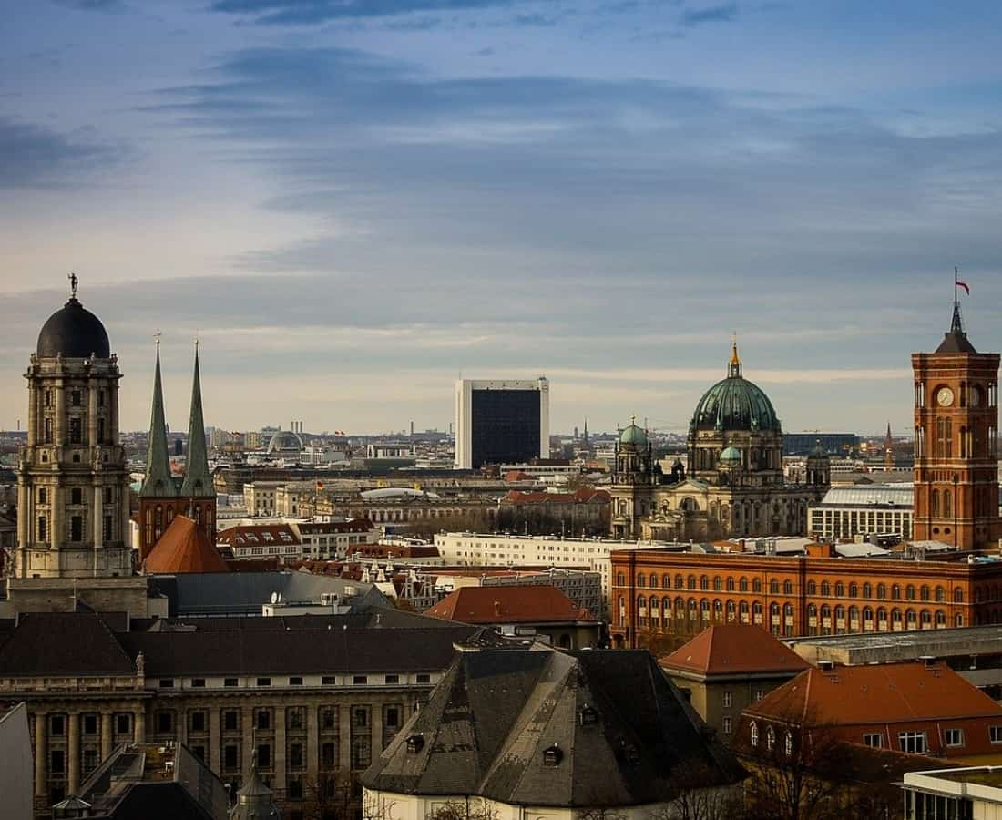 Wander From Home: Immerse Yourself in the Best of Berlin, Germany's Capital of Freedom