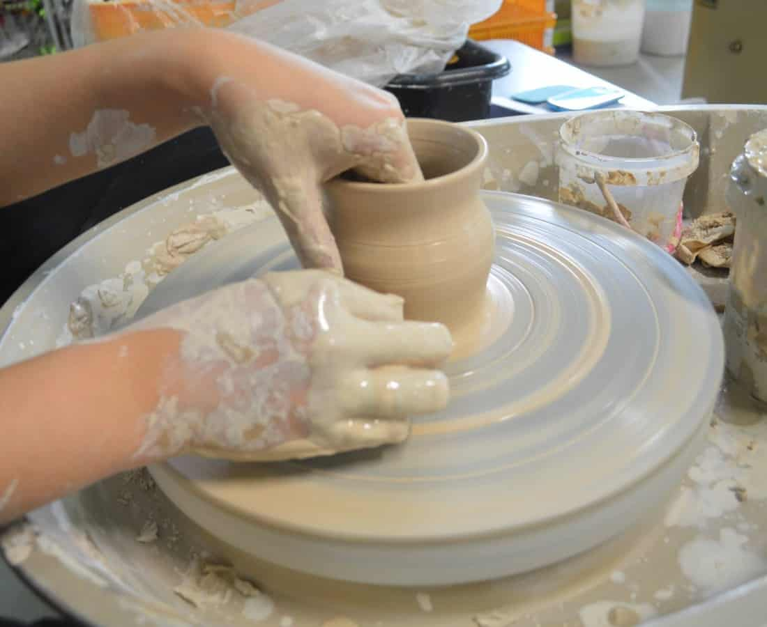 The Potter's Wheel: Pottery Classes in Singapore to Create Your Own Ceramics