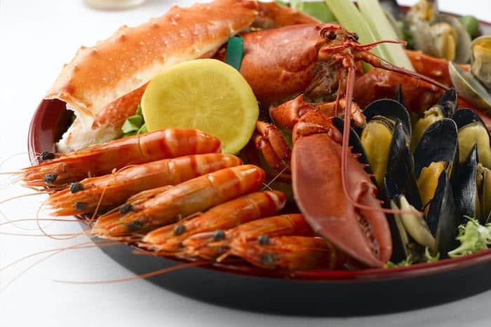 Best Christmas Takeaway Singapore 2014 - Grand Hyatt Christmas 2014 Chilled Seafood Platter