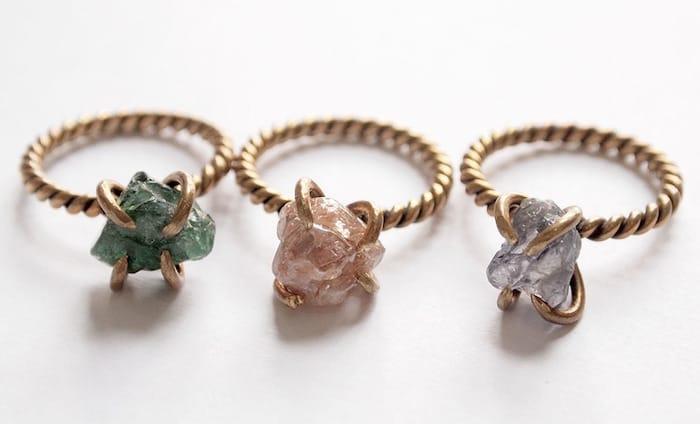 Stelliyah's Ciel Rings (S$110)
