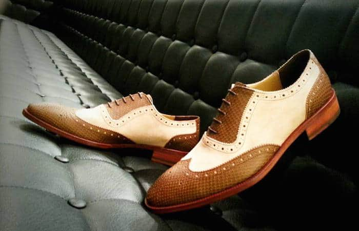 Shoes For The Classy Male Nomad: Diamond Walker