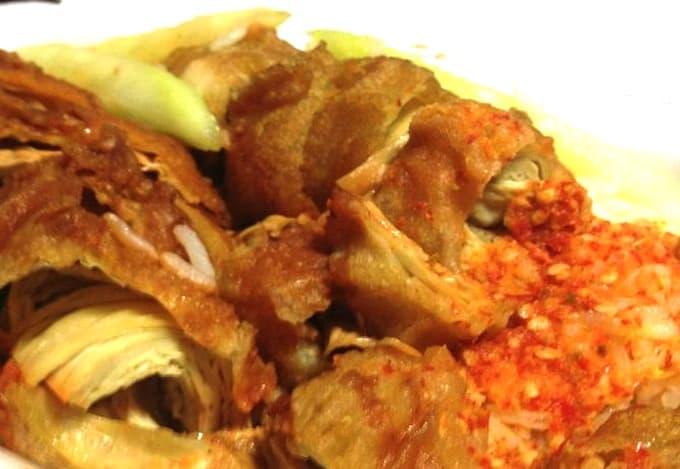 Hua Jin Chicken Rice Singapore
