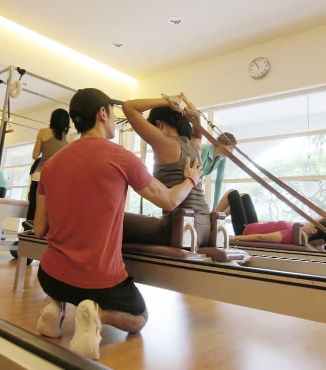 The Pilates Flow Pilates Classes Singapore
