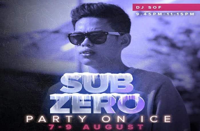 Sub Zero Party On Ice (DJ Sof)
