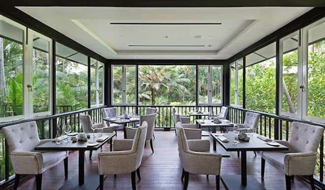 Corner House, Romantic Restaurants Singapore