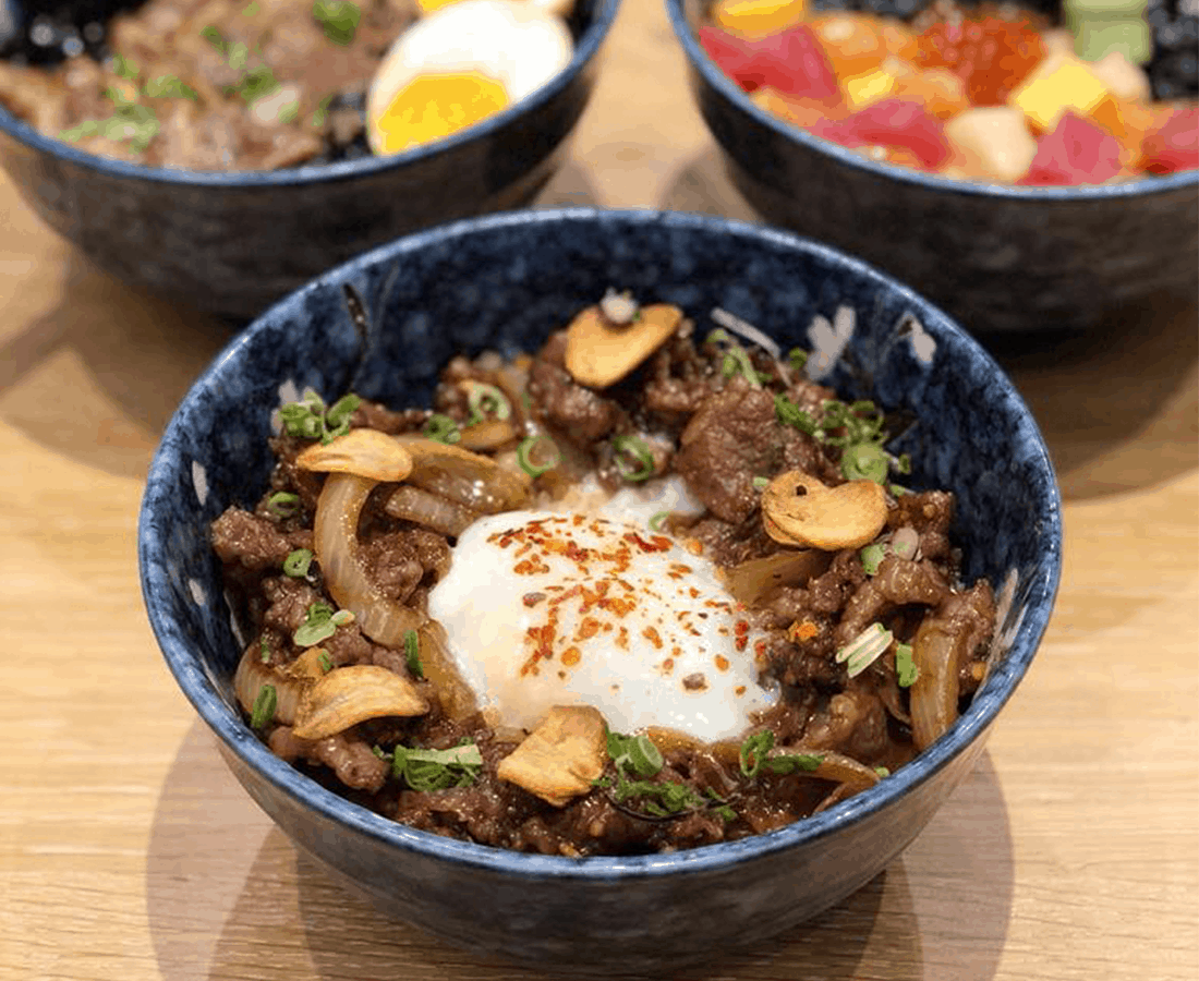 Affordable Donburis in Singapore: Where To Get Quality Japanese Rice Bowls Below S$20++