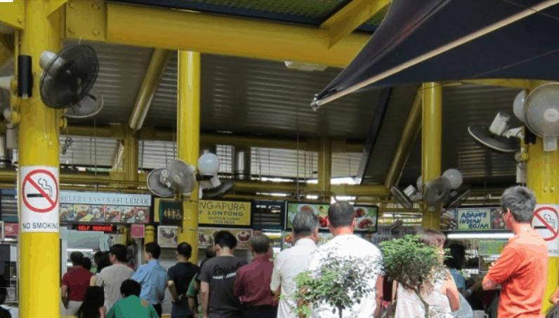 Nasi Lemak Singapore - Selera Rasa