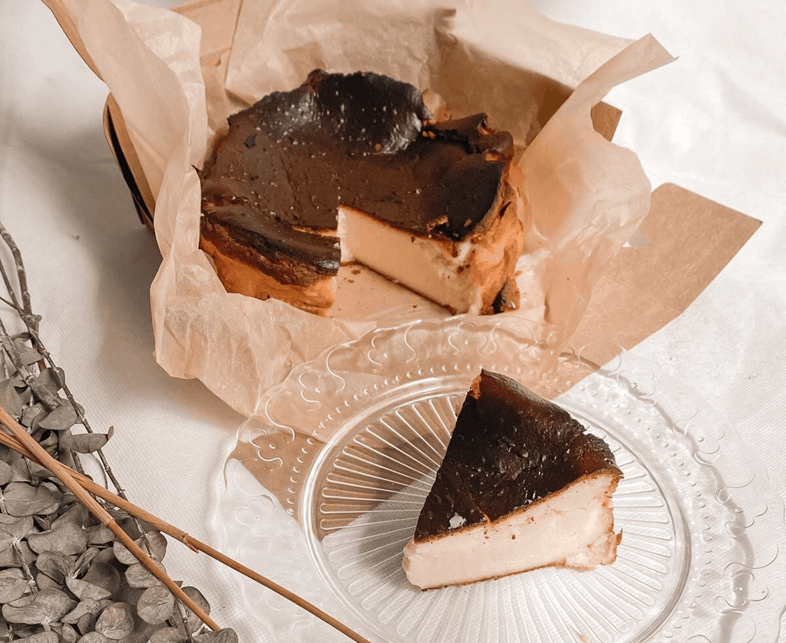 Best Basque Burnt Cheesecakes in Singapore