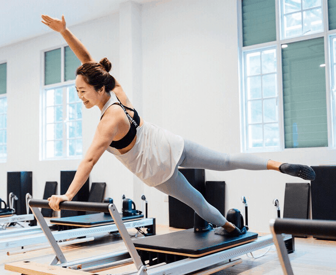 Best Pilates Studios in Singapore: Stretch Your Way To A Healthy Toned Body