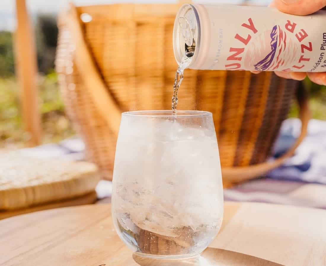 Introducing Hard Seltzers: The Boozy, Low-Calorie Sparkling Water That's Making A Splash