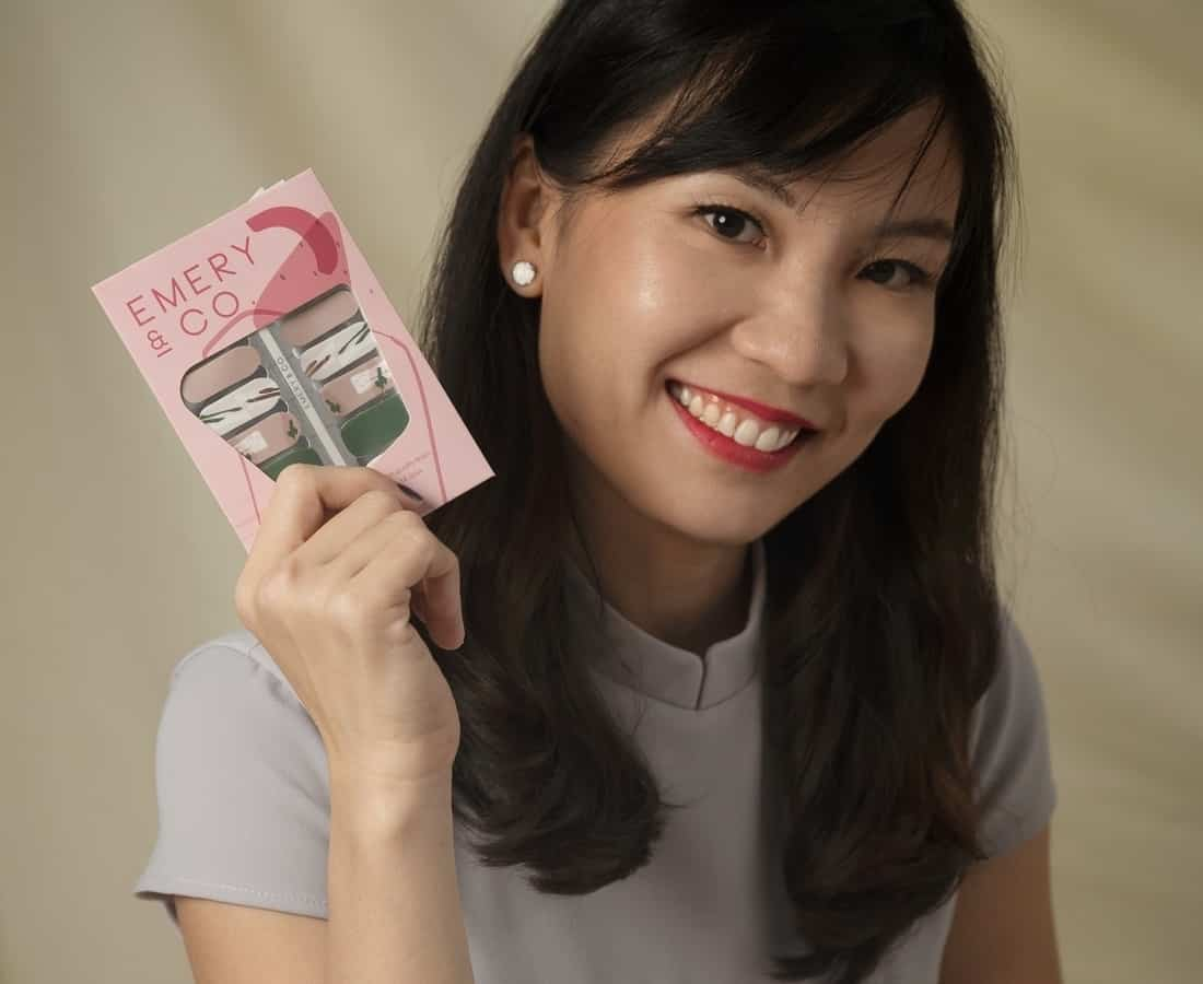 Eye Candy: We Talk Nail Care and Creativity in Crisis with Veronica Chau, Co-Founder of Emery & Co