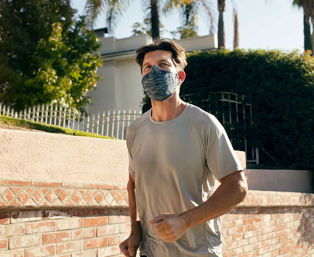 Best Active Face Masks in Singapore: Breathable Masks For Running and Working Out
