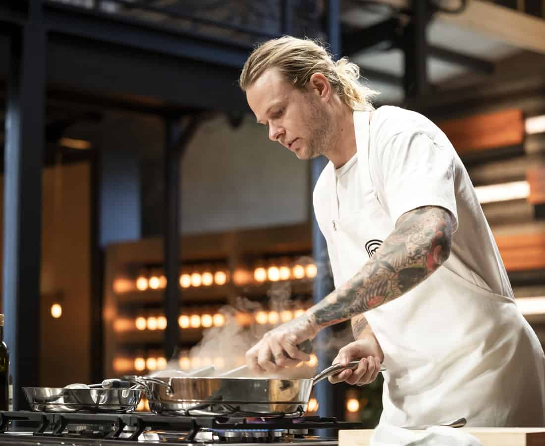 Eye Candy: We Talk Career Switches With Pete Campbell, Self-Taught Cook and MasterChef Australia 2021 Contestant