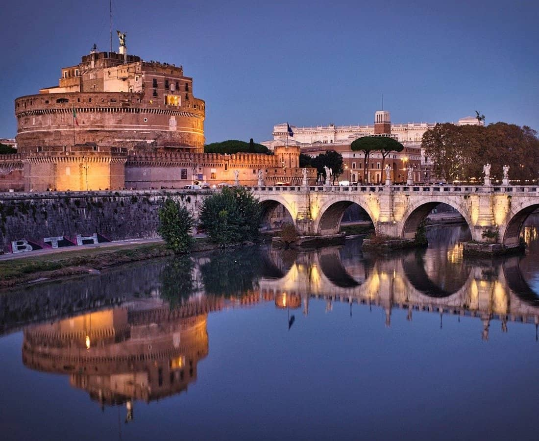 Wander From Home: Explore the Ancient History and Quiet Romance of Rome, Italy