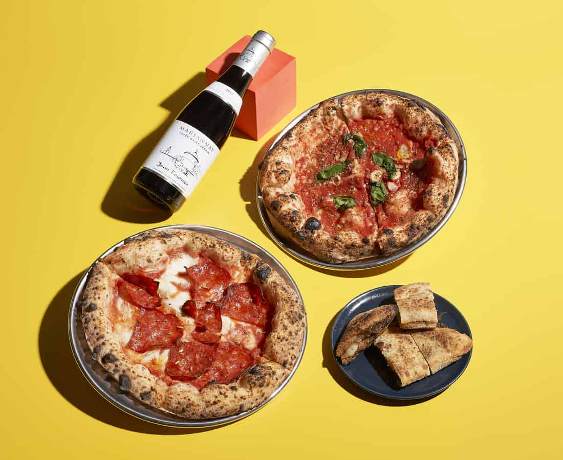 Restaurant Review: Wild Child Pizzette by The Cicheti Group's Pairs Pizzas with Funky Tipples on Circular Road, Singapore