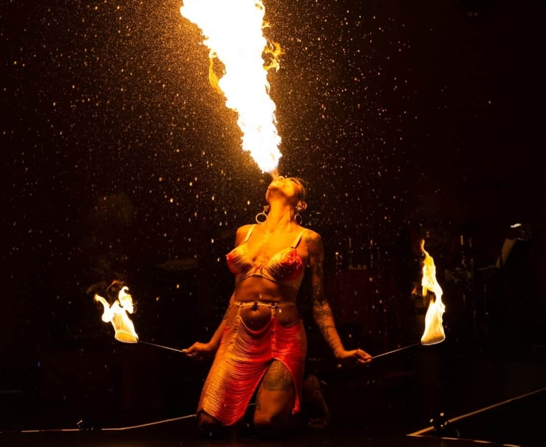Theatre Review: La Clique Brings Sword-Swallowing, Fire-Breathing Marvels to Marina Bay Sands, Singapore